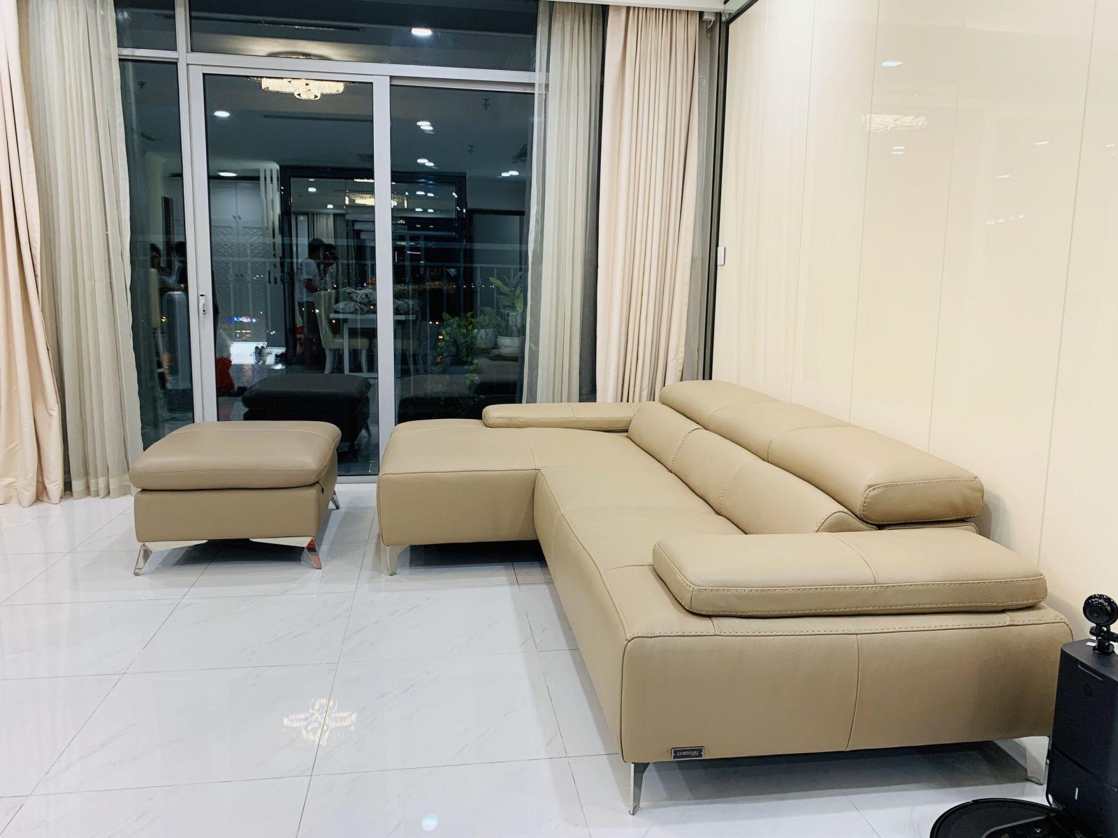 sofa nhập khẩu 100% chính hãng