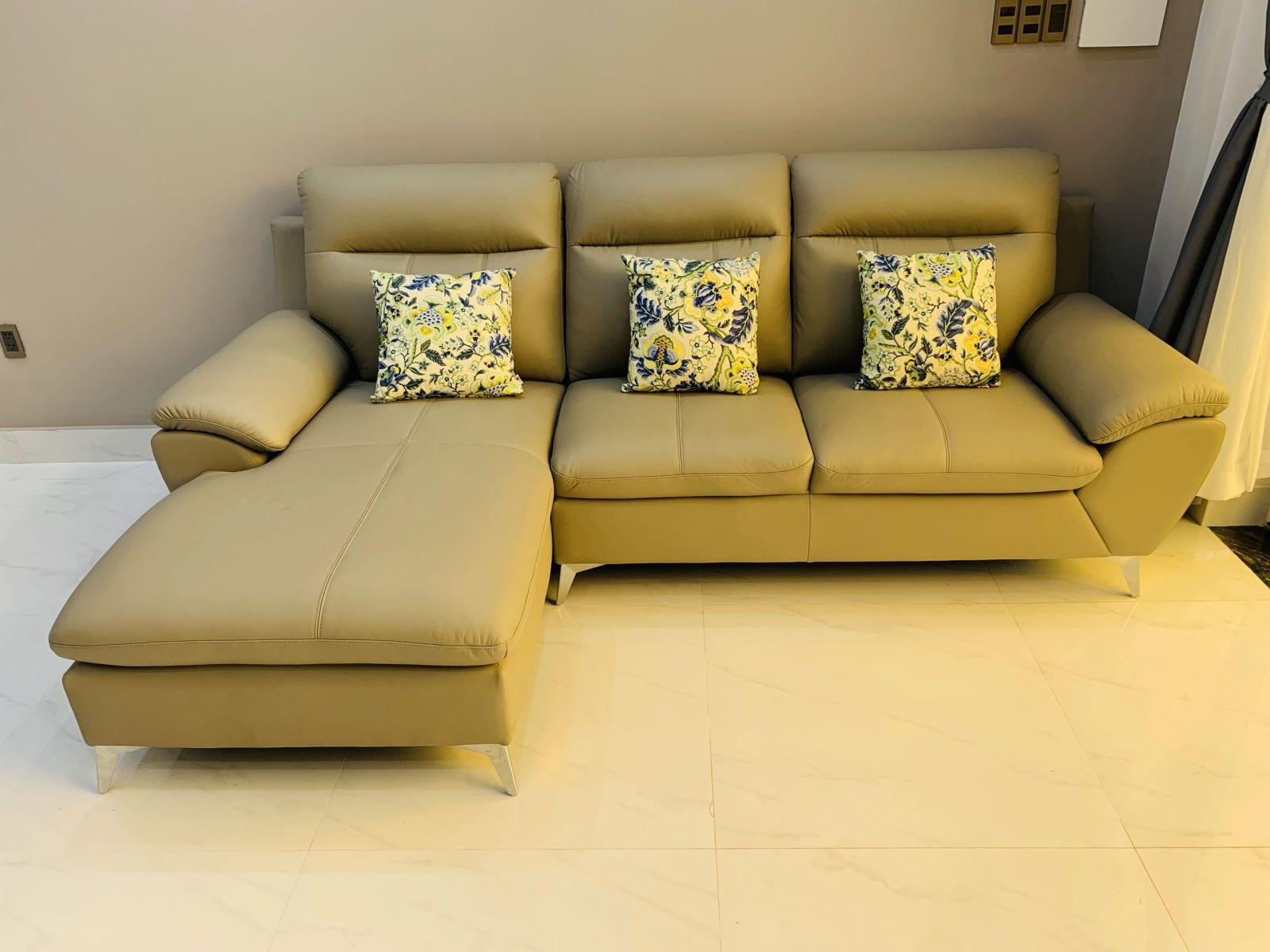 sofa da bò ý